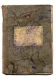 Notizbuch der alten Schule lizenzfreies stockfoto