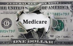 Notizie dei fondi Assistenza sanitaria statale immagine stock