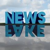 Notizie false illustrazione vettoriale