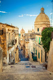 Noto, the capital of baroque style Royalty Free Stock Image