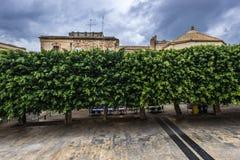 Noto in Italië Royalty-vrije Stock Foto's