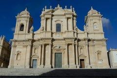 Noto - la Sicilia Immagini Stock Libere da Diritti