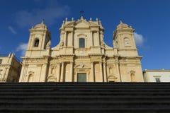 Noto - la Sicilia Fotografie Stock Libere da Diritti
