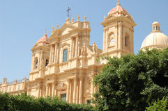 Noto's Church Stock Photography