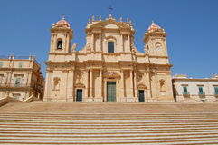Noto's church stock images