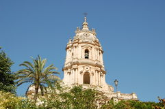 Noto's church Stock Image