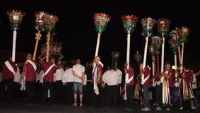 noto SAN Σικελία γιορτής του Corrado Στοκ Εικόνες
