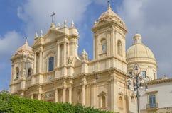 Noto, Sicilië Royalty-vrije Stock Afbeelding