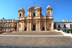 Noto - Sicilia Imagenes de archivo