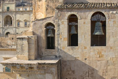 Noto sicily baroque town Stock Photo