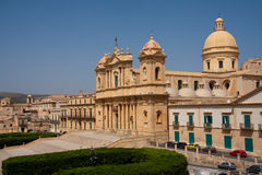 Noto, Sicily, Italy Stock Photos