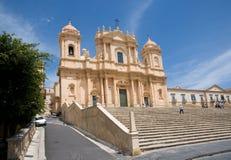 Noto,Sicily, Italy Stock Photos