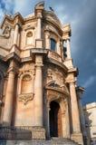Noto, Sicily, Italy Royalty Free Stock Photo