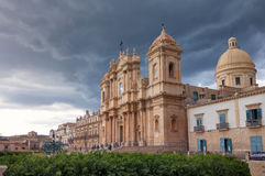 Noto, Sicily, Italy Stock Photography