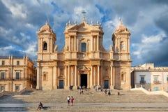Noto, Sicily, Italy Stock Photos