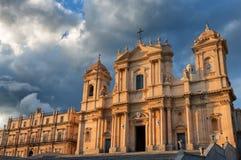 Noto, Sicily, Italy Royalty Free Stock Photography