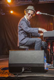 Notodden blues festival 2013, little andrew Royalty Free Stock Image
