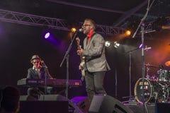 Notodden blues festival 2013, little andrew Royalty Free Stock Photo