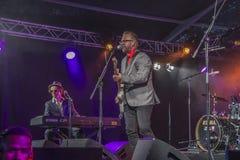 Notodden blues festival 2013, little andrew Stock Photo