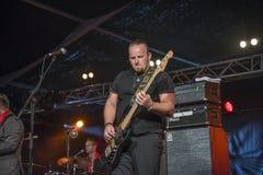 Notodden blues festival 2013, little andrew Stock Image