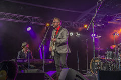 Notodden blues festival, little andrew, norway Stock Photos