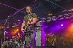 Notodden blues festival, little andrew, norway Royalty Free Stock Photo