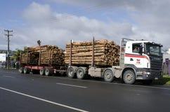 Notować ciężarówkę Zdjęcia Stock