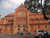 notre Вьетнам minh ho dame города хиа собора Стоковая Фотография RF