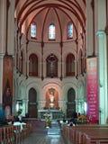 notre Вьетнам minh ho dame города хиа собора Стоковая Фотография