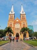 notre Вьетнам minh ho dame города хиа собора Стоковое Изображение RF