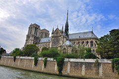 Notre Dam Royalty Free Stock Photo