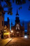 Notre-Dama-de-Bon-Secours Foto de Stock Royalty Free
