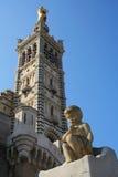 Notre-Dama-de-la-Garde, France Fotos de Stock