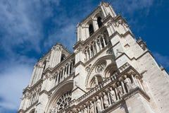 Notre Damae De Paryż Obrazy Royalty Free