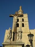 Notre Damae des Doms, Avignon Obraz Stock