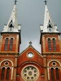 Notre Damae katedra obrazy royalty free