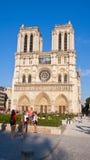 Notre Damae katedra, Paryż, Francja Obrazy Stock