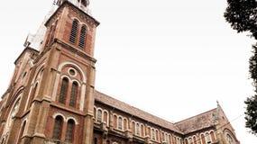 Notre Damae katedra w Wietnam obraz stock