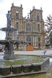 Notre Damae kościół, Francois Obrazy Royalty Free