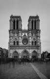 Notre Damae, Paryski Francja Fotografia Stock