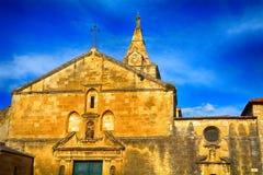 Notre Dame,阿尔勒,法国 免版税库存图片