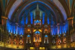 Notre-Dame & βωμός στοκ φωτογραφία με δικαίωμα ελεύθερης χρήσης
