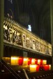 Notre Dame μέσα στοκ εικόνα με δικαίωμα ελεύθερης χρήσης