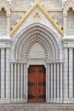 Notre Dame Νίκαια στοκ φωτογραφία με δικαίωμα ελεύθερης χρήσης