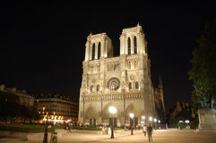 Notre Dame. De Paris Stock Photography