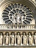 Notre Dame Imagem de Stock Royalty Free