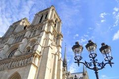 Notre Dame Fotografie Stock