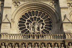 Notre-Dame Royalty Free Stock Photography