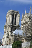 Notre Dame Royalty Free Stock Photography