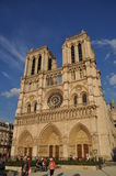 Notre-Dame Stock Photo